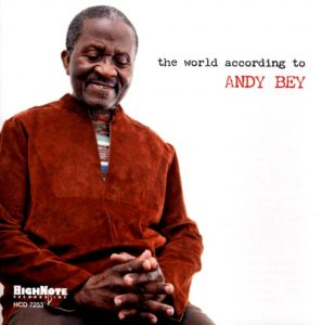 The World According to Andy Bey (HighNote Records)