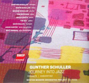 Journey Into Jazz (BMOP Sound)