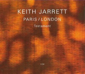 Paris / London Testament (ECM Records)