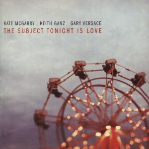 The Subject Tonight Is Love (Binxtown Records)