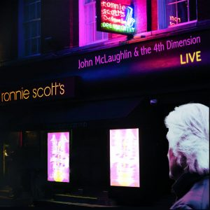 Live @ Ronnie Scott's (Abstract Logix)