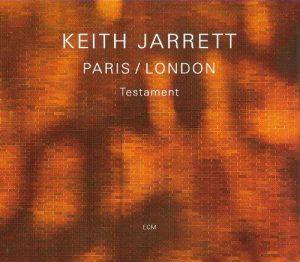 Paris / London Testament (ECM Records)